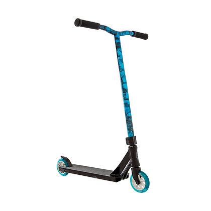 Crisp Inception Stunt Scooter - Black/Smoldering Blue