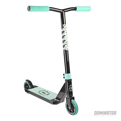 Dominator Trooper Stunt Scooter - Black/Mint