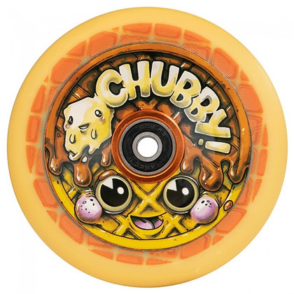 Chubby Waffle 110mm Wheel Scooter