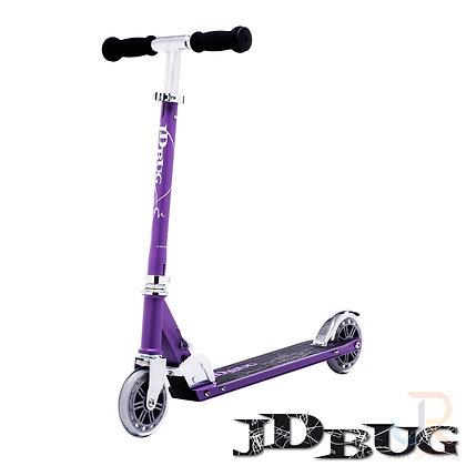 JD Bug Classic Street 120 Scooter - Matt Purple