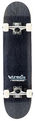Voltage Graffiti Logo Complete Skateboard - Black