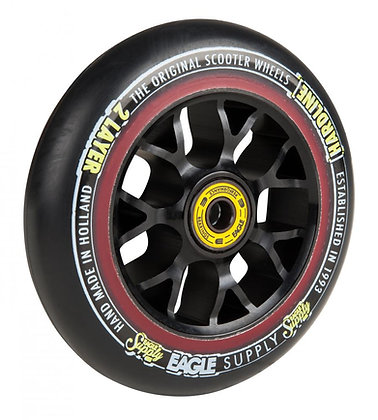 Eagle Supply Wheel 115mm H/Line 2/L X6 Panthers - Black/Black
