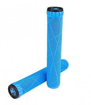 Addict OG Grips 180mm - Neon Blue
