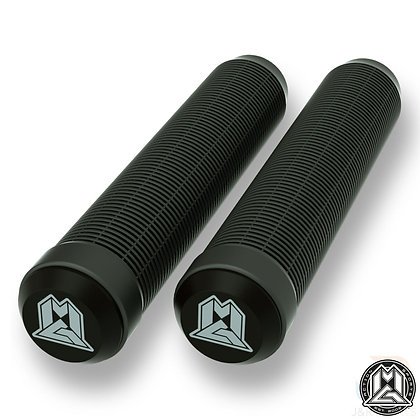 Mgp Swirl Grind Grips 180mm - Black