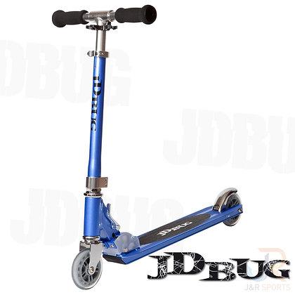 JD Bug Original Street Series Scooter - Reflex Blue