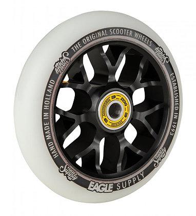 Eagle Supply Wheel 110mm Standard X6 Core - Black/White