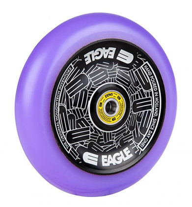 Eagle Supply Standard Hollowtech Wheel 115mm - Black/Purple