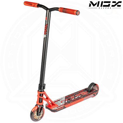 MGP MGX P1 Pro Stunt Scooter - Red/Black