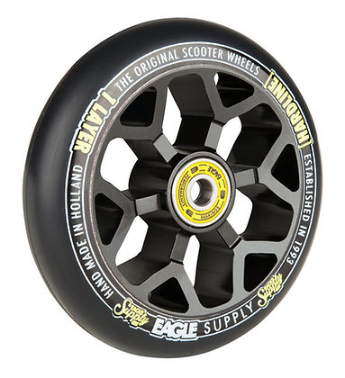 Eagle Supply Wheel 110mm H/Line 1/L 6M Panthers - Black/Black