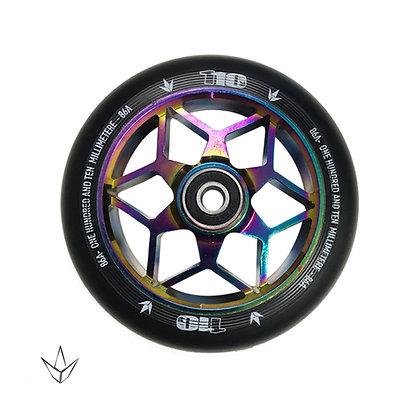 Blunt Envy Diamond Wheel 110 - Oil Slick
