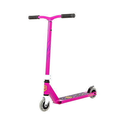 Grit Atom Complete Scooter - Pink