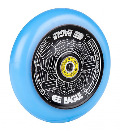 Eagle Supply Standard Hollowtech Wheel 115mm - Black/Blue