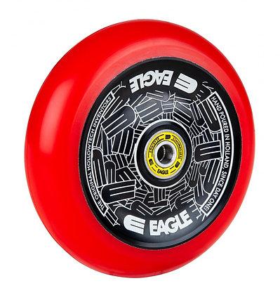 Eagle Supply Wheel 115mm Radix Full Hlw tech Med - Black/Red