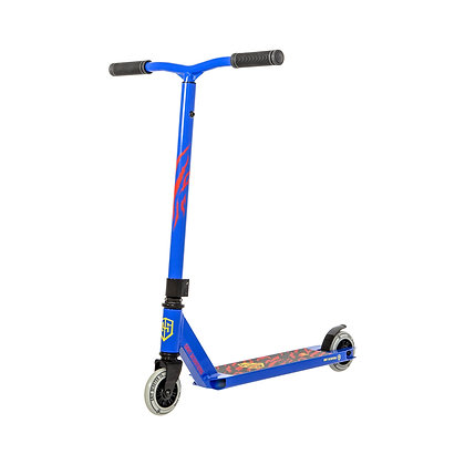 Grit Atom Complete Scooter - Blue