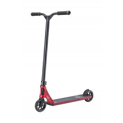 Fasen Spiral Stunt Scooter - Red