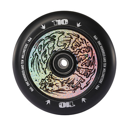 Blunt Envy Hologram Hollow Core Wheel 110mm - Hand