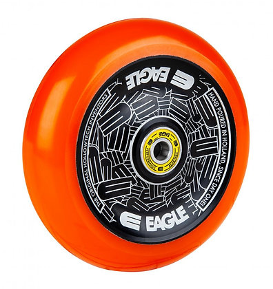 Eagle Supply Wheel 115mm Radix Full Hlw tech Med - Black/Orange