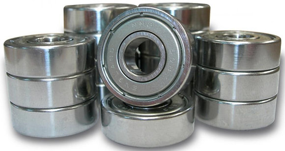 NMB Bearings 608ZZ Full Precision (8 Pack)