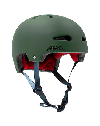 Rekd Ultralite In-Mold Helmet - Green