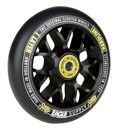 Eagle Supply Wheel 110mm H/Line 1/L X6 Panthers - Black/Black
