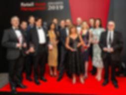 MoneyAge Retail Asset Management Awards.