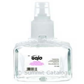 Gojo clear and mild hand soap