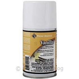 Vanilla aerosol spray