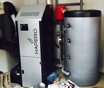 Biomass Boilers - Domestic