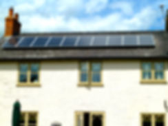 Domestic Solar Panels Cheshire