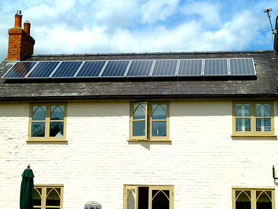 Domestic Solar Panels Cheshire