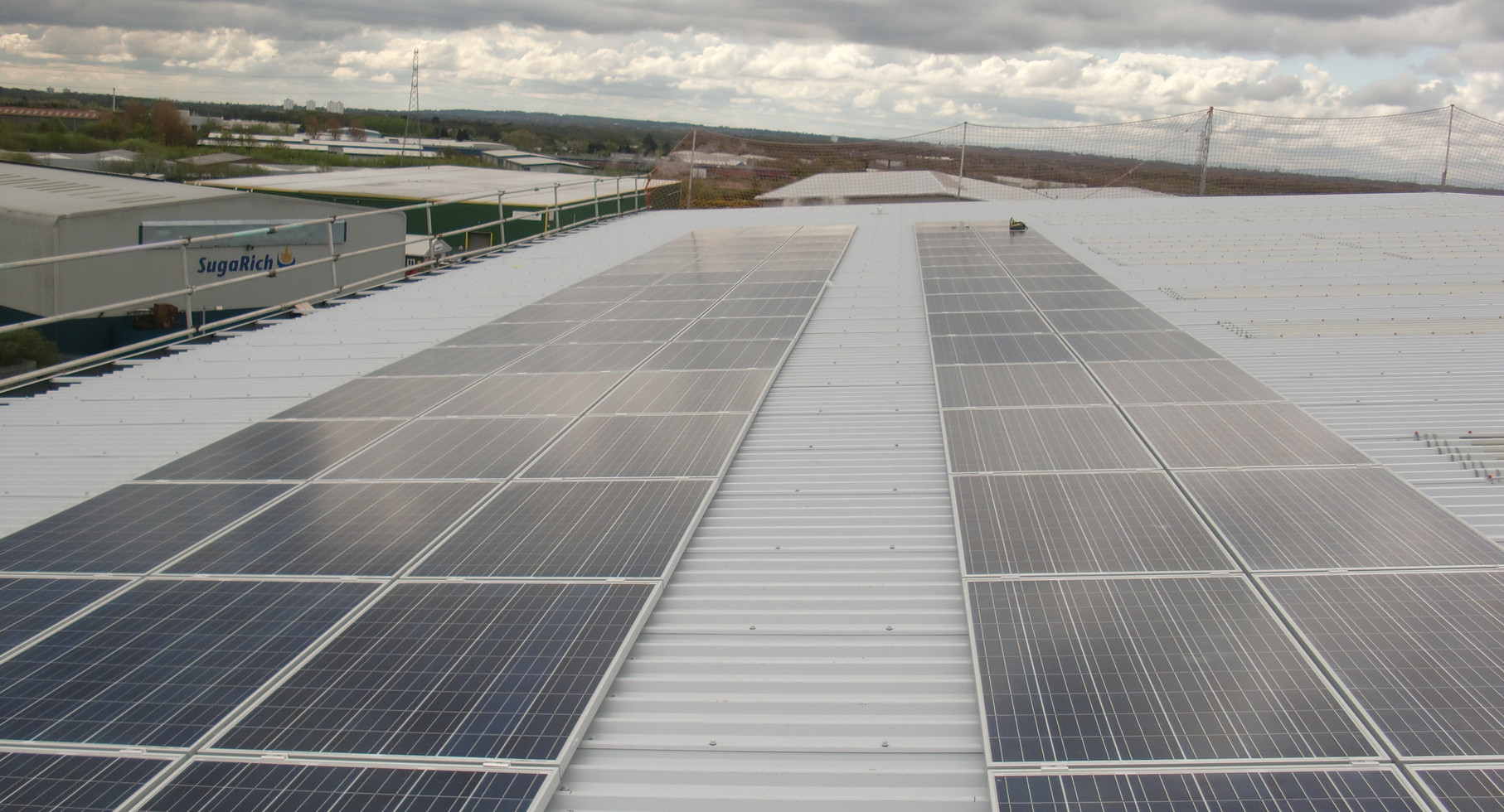 78kWp – Portal Construction NW Ltd, Merseyside