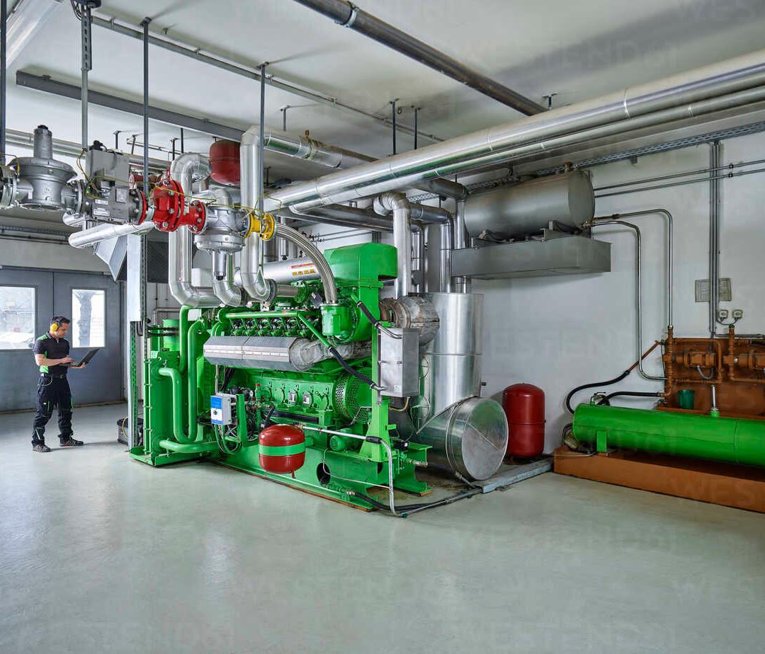 Combined Heat & Power (CHP)