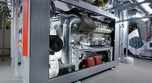 Combined heat and power generator