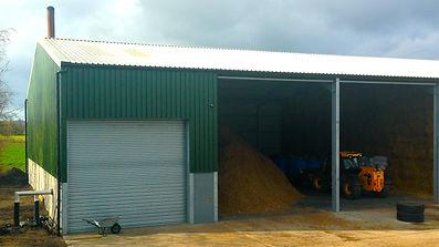 750kW Biomass Boiler Installation in Cheshire