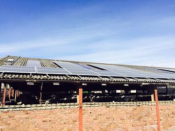 Solar Panels for a Farm