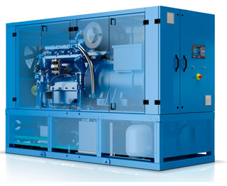 CHP Plant for Food Manufacturing (Combined Heat and Power)