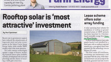 SWE feature in Farmers Weekly