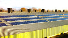 Commercial Solar Panels - Case Study for Commercial Solar Panel Finance