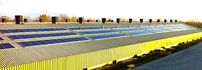Solar Panels Commercial Installation