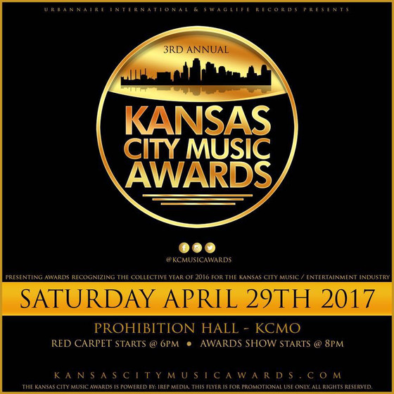 MMF Members, Desmond Mason, AvaBella, & James D. Conqueror all nominated for Kansas City Music A