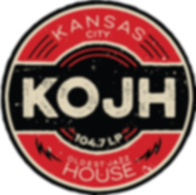 KOJHFM Kansas City Logo PNG