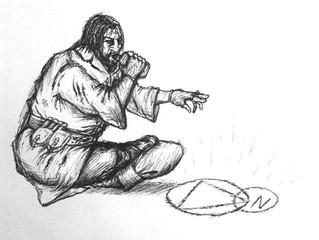 Weekly Sketches #2: Magnus & Moeshe