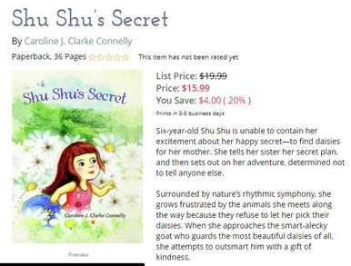 Shu Shu's Secret