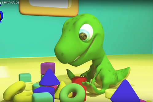 3D Kids Nursery Rhyme Animation Package