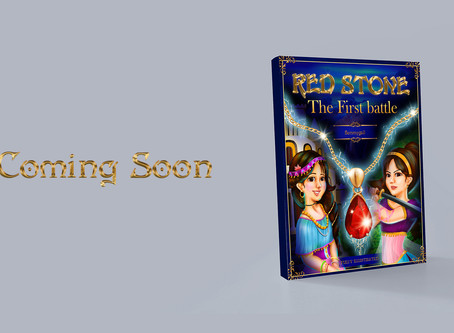 The Chronicles of Writing My First Children's Book – Red Stone: The First battle