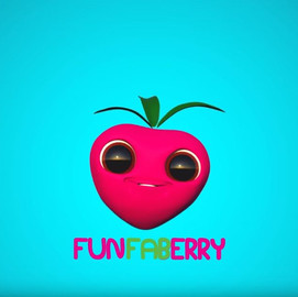 FunFaBerry Logo and Channel Intro