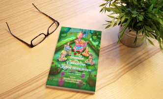 Breathe Like Gwendoline The Magical Gentle Dragon: How To Use Your Powerful Healing Breath To Help Stress Disappear!