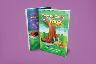 Molly and Omari try Yoga
