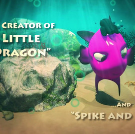 Fish Teaser Animation