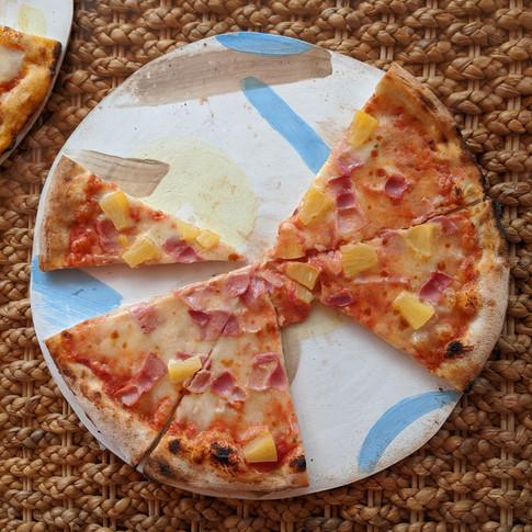 Plato de pizza Ardes - Adriana Machado Studio
